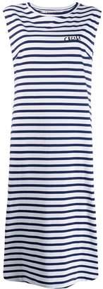 Être Cécile striped tank dress