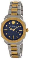 Versace Women's Dylos Two-Tone Bracelet Watch