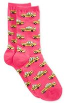Hot Sox Women's Taxi Cab Socks