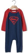Gap Junk Food superhero sweater one-piece