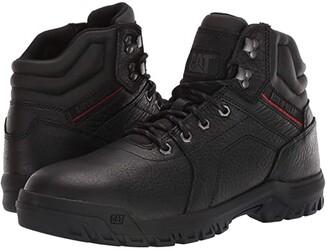 Caterpillar Axle Soft Toe (Black) Men's Boots