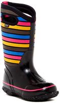Bogs Classic - Stripes Waterproof Boot (Toddler, Little Kid & Big Kid)