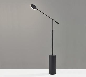 Pottery Barn Donald LED Metal Floor Lamp