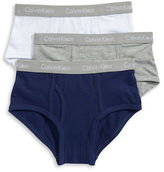 Calvin Klein Signature Logo Boxer Briefs Three Pack