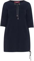 Marina Rinaldi Sport Plus Size Laced neckline top
