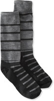 L.L. Bean Smartwool Divided Duo Crew Sock Men's