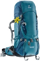 Deuter Aircontact 60+10 SL Backpack - Internal Frame (For Women)