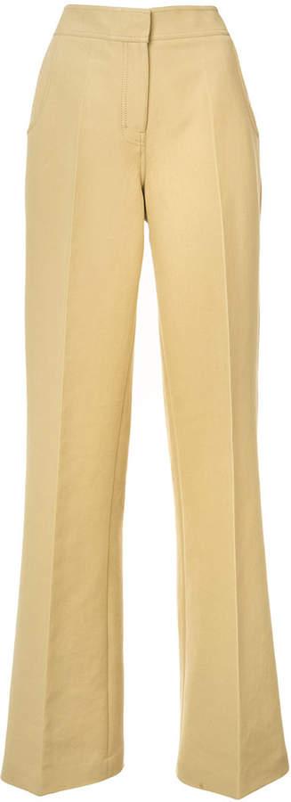 Derek Lam high waist wide leg trousers