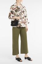 Paul & Joe Nemo Floral-Print Military Jacket