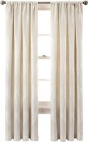Liz Claiborne Blakely Damask Rod-Pocket Curtain Panel