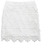 Bardot Junior Girls' Rara Lace Skirt - Sizes 8-16