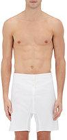Thom Browne Men's Cotton Oxford Boxer Shorts