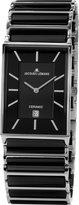 Jacques Lemans York 1-1593A mm Steel Bracelet & Case Anti-Reflective Sapphire Men's Watch