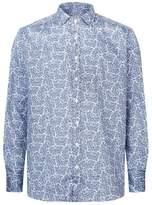Etro Jacquard Paisley Shirt