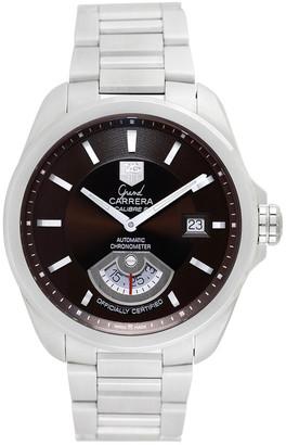 Tag Heuer Men's Grand Carrera Watch, Circa 2000S