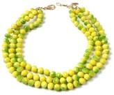 Amrita Singh Multi-strand Beaded Necklace.