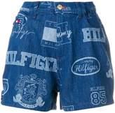 Tommy Hilfiger logo shorts
