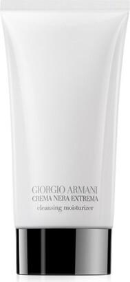 Giorgio Armani Crema Nera Foaming Cleanser