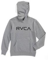 RVCA Boy's Big Logo Hoodie