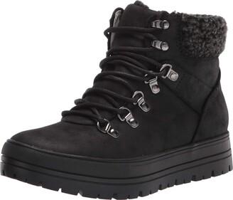 Seven Dials Women's Zenna Black Size 9 Hiking Boot Numeric_9