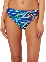Moontide Eden Ruched Front Bikini Bottom