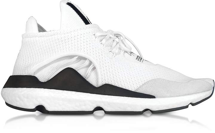 Y-3 Core White Saikou Sneakers