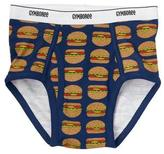 Gymboree Burger Brief