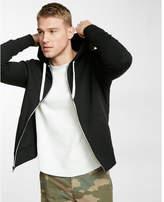 Express fleece zip up hoodie
