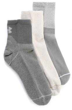 Under Armour Phenom Men's Ankle Socks - 3 Pack