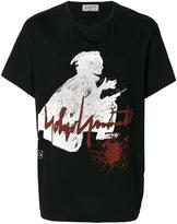 Yohji Yamamoto Samurai print T-shirt - men - Cotton - 3