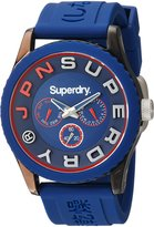 Superdry Men's SYG170U Tokyo Multi Analog Display Quartz Watch