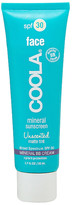 Coola Mineral Face SPF 30 Unscented Matte Tint BB Cream in Beige.