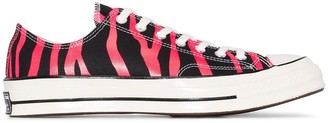 Converse Chuck Taylor archive print low-top sneakers