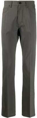 Marni high waisted straight-leg trousers