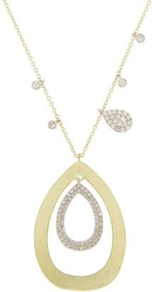 Meira T 14K 0.43 Ct. Tw. Diamond Necklace