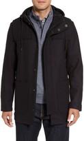Paul & Shark Men's Wool Blend Duffle Coat