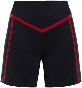 Ernest Leoty Corset Stretch-jersey Shorts