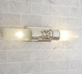Pottery Barn Sussex Double Tube Sconce
