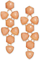 Vera Bradley Convertible Stone Drop Earrings