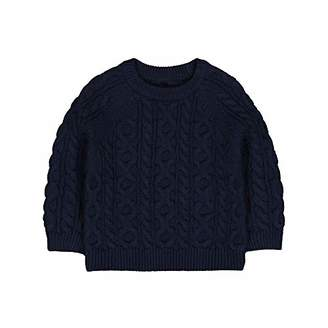 Mothercare Baby MB BP Cable Knit Jumper,(Size:98)