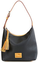 Dooney & Bourke Patterson Collection Paige Tasseled Hobo Bag