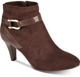 Karen Scott Maxinee Ankle Booties, Created for Macy's Women's Shoes
