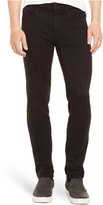 Kenneth Cole Reaction Men's Straight-Leg Black Rinse Stretch Jeans