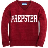 Andy & Evan Boys' Tonal Striped Prepster Sweater - Sizes 2-7