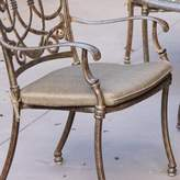 Astoria Grand Dolby 10 Piece Dining Set with Cushions Astoria Grand Color: Antique Bronze