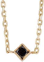 Bianca Pratt Women's Black Diamond Choker Necklace