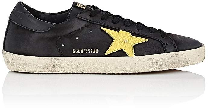 Golden Goose Men's Superstar Nubuck Sneakers
