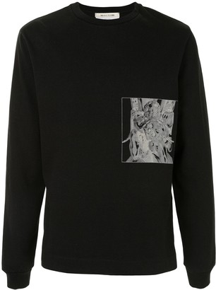 Alyx Sci-fi printed T-shirt