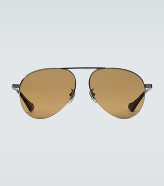 Gucci Aviator-inspired sunglasses