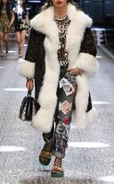 Dolce & Gabbana Leopard Print T Shirt